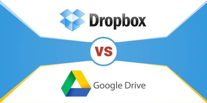 drivre vs dropbox