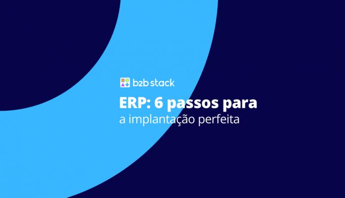 Implantação de um ERP