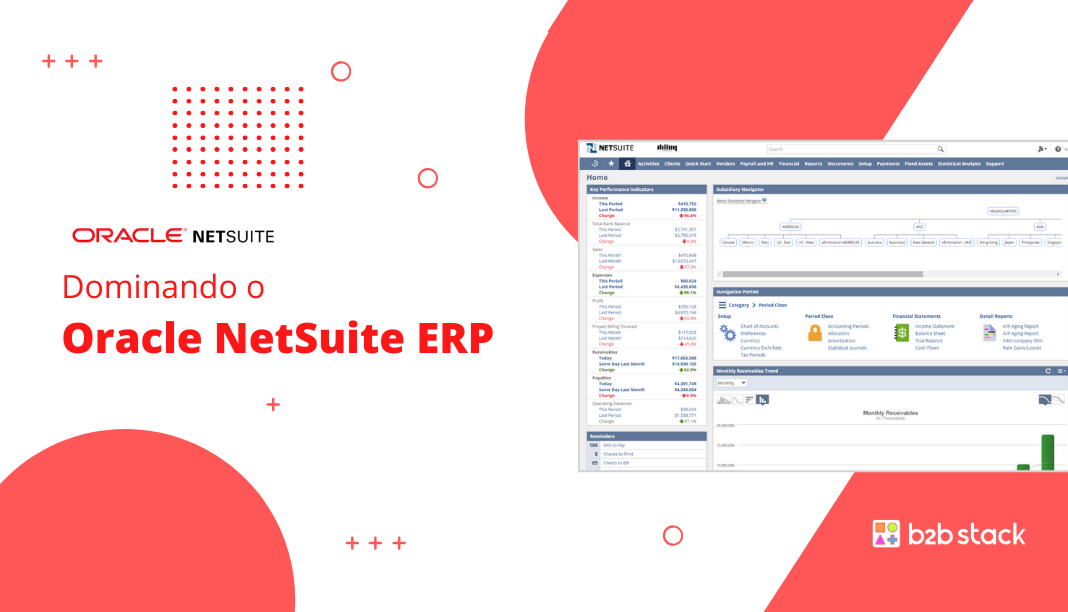 Oracle NetSuite ERP