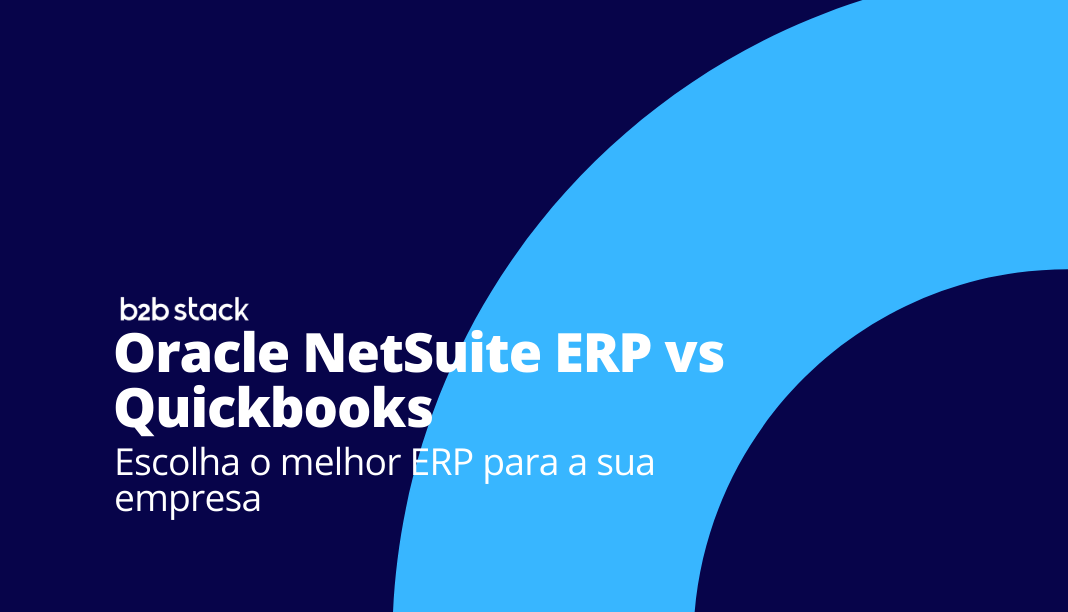 Capa Oracle NetSuite ERP vs Quickbooks