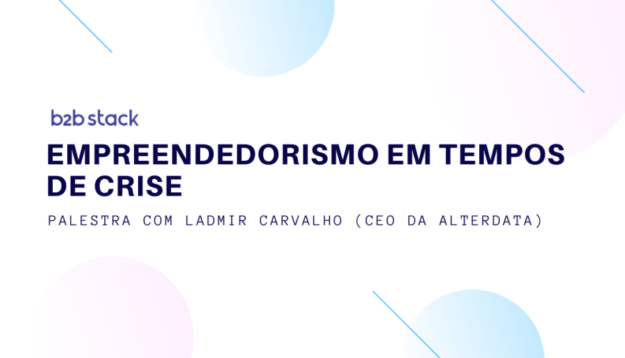 Capa palestra Ladmir Carvalho