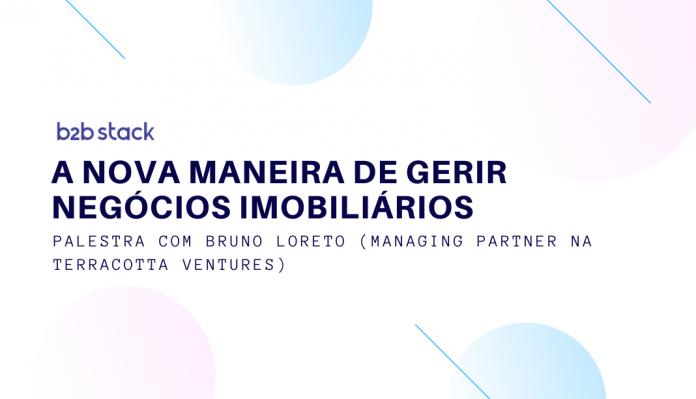 Capa palestra Bruno Loreto