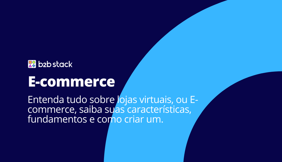 E-commerce: o que é?