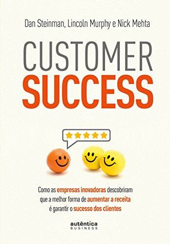 Capa do livro Customer Sucess - Steinman