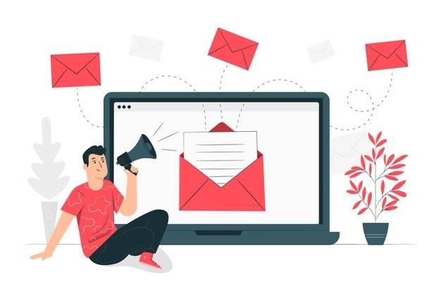 Automação de e-mail