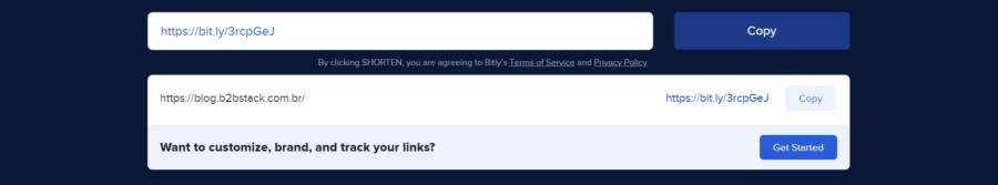 Como usar o Bitly