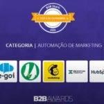 Os softwares de Automação de Marketing mais bem avaliados