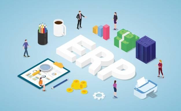 Imagem de ERP e Gestão financeira