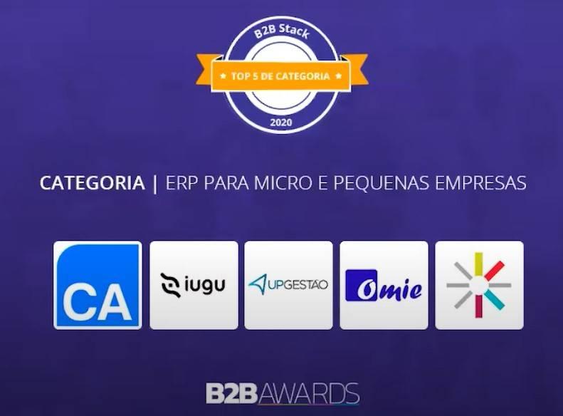 Os softwares de ERP para Micro e Pequenas Empresas de mais bem avaliados