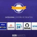 Os softwares de Gestão de Projetos mais bem avaliados