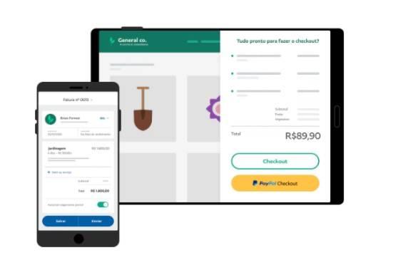PayPal para Meios de Pagamento Online